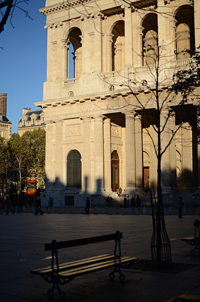 Eglise St Sulpice