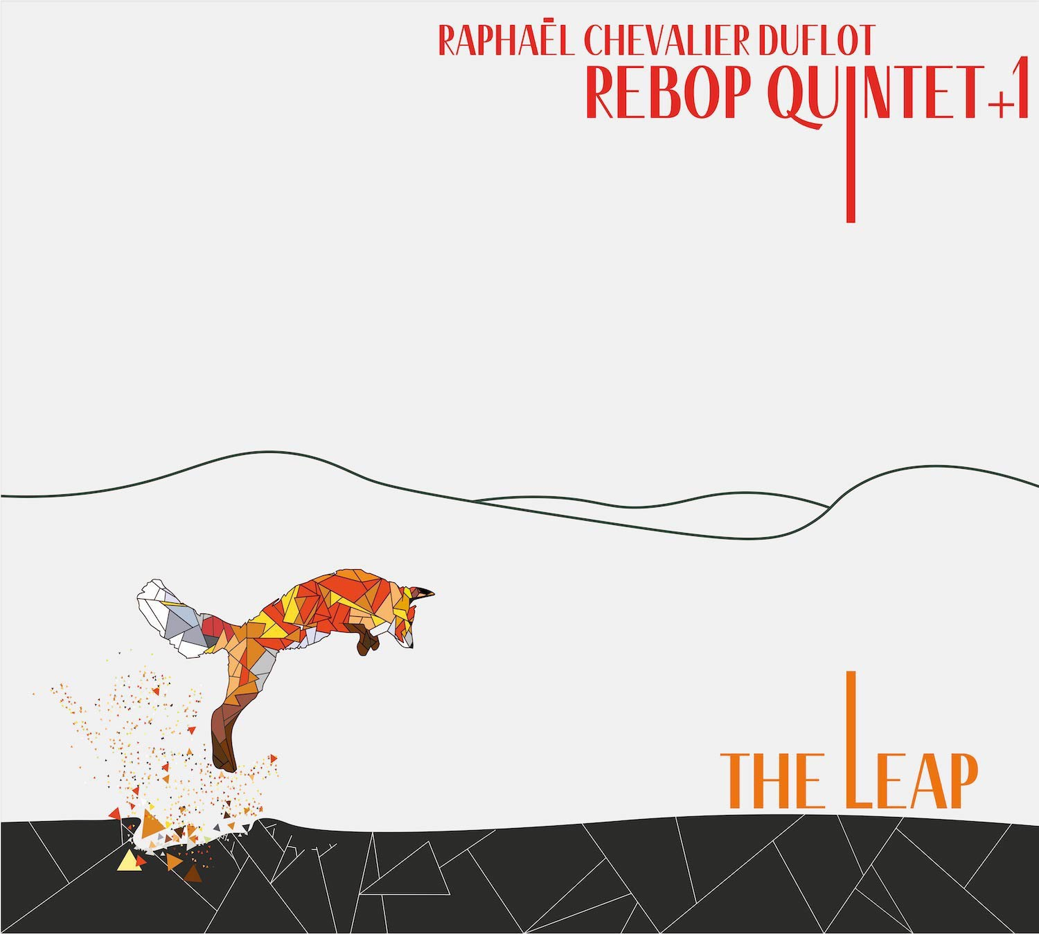 L'album The Leap du ReBop